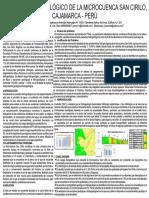 Estudio Hidrogeológico de La Microcuenca San Cirilo,