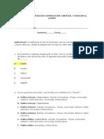Examen de Comunicación Comercial y Atención Al Cliente
