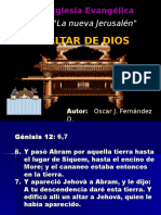 ALTAR+DE+DIOS
