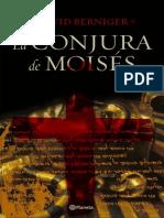 Berniger David - La Conjura De Moises La Decima Plaga.epub