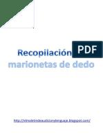 RECOPILACIÓN DE MARIONETAS DE DEDO.pdf