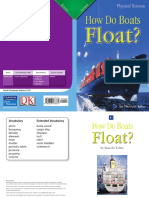 How Do Boats Float