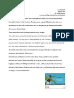 norfleet cl assessment implementation 8476