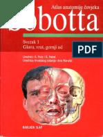 Sobotta-Atlas Anatomije Covjeka 1