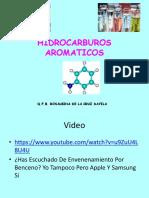 Clase 05 Aromaticos Quimica Organica 2016 II