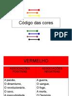 Código Das Cores