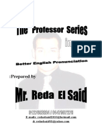 Better English Pronunciat