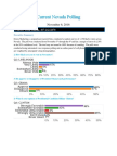 Gravis Marketing Final Nevada Poll