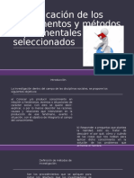 Desarrollo de La Metodologia Del Proyecto de Investigacion taller de inv. 2