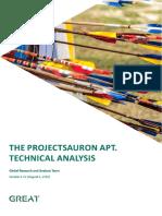 The-ProjectSauron-APT Technical Analysis KL