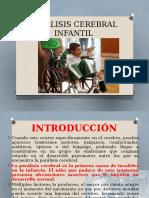Parlisis Cerebral Infantil