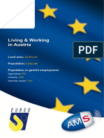 Living and Working in Austria Eures Leben Arbeiten en 2016(1)