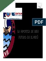 Hipoteca de Bien Futuro en El Perú