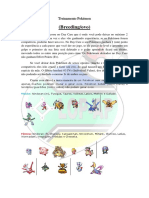 Treinamento Pokc3a9mon Breeding and Nature by Giusepph