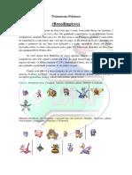 Treinamento Pokc3a9mon Breeding and Nature by Giusepph