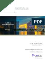 NASDAQ Listing Requirements