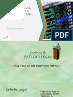 6 Estudio Legal de La Organziación