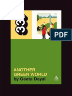 33 1-3-067 - Brian Eno's Another Green World - Geeta Dayal (Epub)