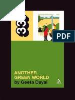 33 1-3-067 - Brian Eno's Another Green World - Geeta Dayal (Epub)