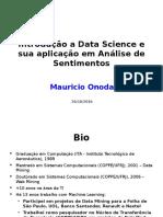 Introdução a Data Science