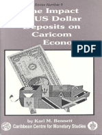 The Impact of US Dollar on CARICOM Economies