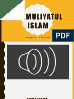 Syumuliyatul Islam