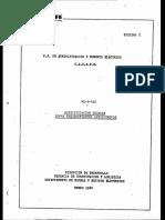 Especificaciones Tecnicas Requeri Antisis CADAFE N.S.P-420-84.pdf