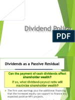 Dividend Policy 2