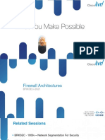 BRKSEC-2021 Firewall Architecture