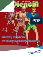 Revista Es Ciencia Cuerpo Humano
