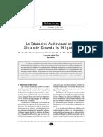 EducacionAudiovisual ESO