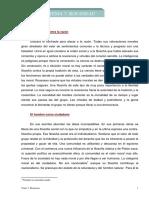 Rousseau - Apuntes de Teoria Sociologica I - Universidad de La Frontera