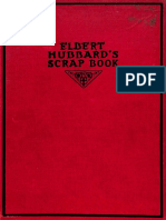 Elbert Hubbards Scrap Book