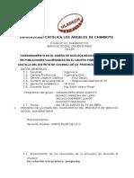 2 Esquema de Diagnostico Ejecucion y Informe Finall