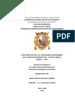 CARACTERÍSTICAS DE LAS  ANOTACIONES DE ENFERMERÍA EN EL SERVICIO DE MEDICINA  DEL   HOSPITAL REZO.docx