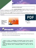 Apresentação Participação Politica República Velha