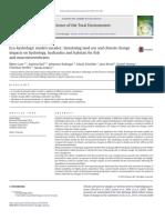 Guse Et Al 2015 Eco-hydrologic Model Cascades