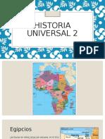 Historia Universal 2