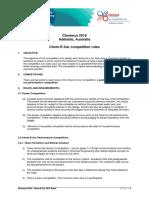 2016+Chem-E-Car+Rules ADELAIDE