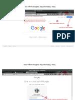 Crear Formularios Google 2016