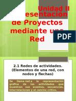 Admon. de Proyectos Unidad 2