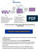 Aula - Forcas Intermoleculares