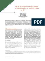 Percepción de Los Inversores II AFI 115