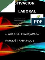 Exposicion de Psicologia Organizacional
