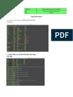 Ejercicios Linux