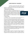 Capacidades Operativas y Financieras