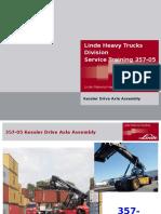 357-05 Kessler Drive Axle Assembly