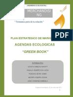 Agendas Ecologicas