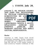 Sy vs Capistrano