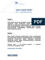 Company Profile (Isi)